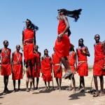 Kenya masais