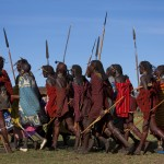 Maasai village Tanzania photo tour Don May