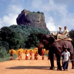 Sri-Lanka. SIGIRIYA-